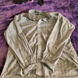 Chaps Men's Wrinkle Free dress shirt